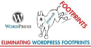Footprints in WordPress
